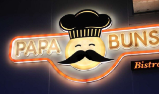 Papa Buns: All about freshly baked signature buns!!