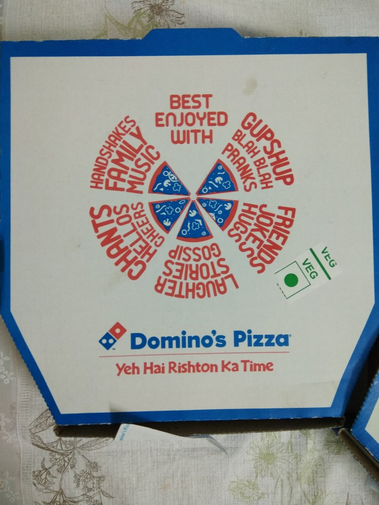 #AllNewDominos