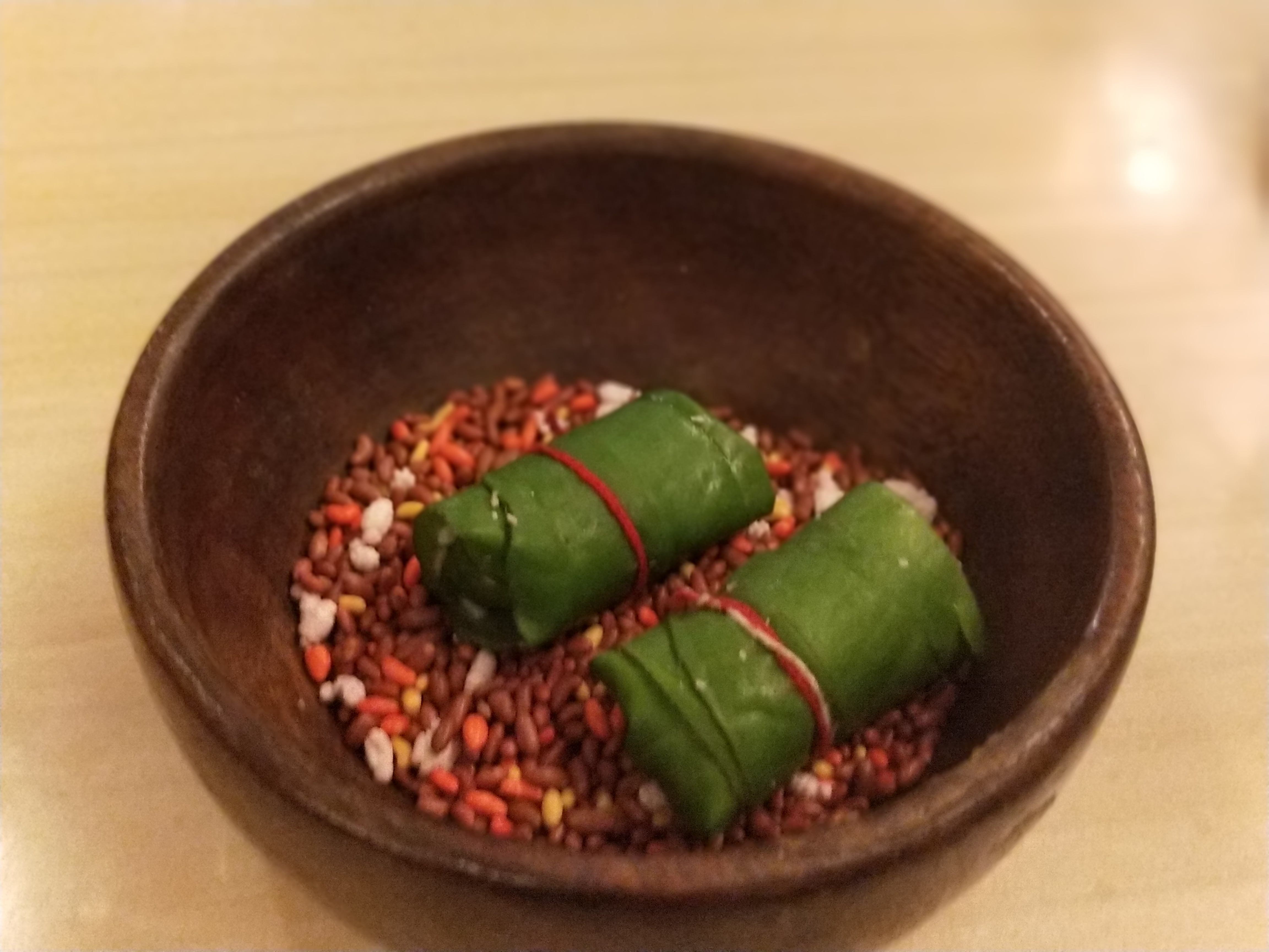 Dining at Zaika is simply incomplete without the Zaika Special Paan!