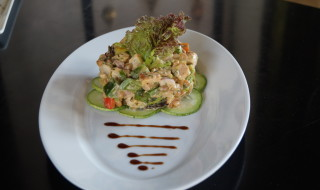 Spicy Maxican Chicken Salad