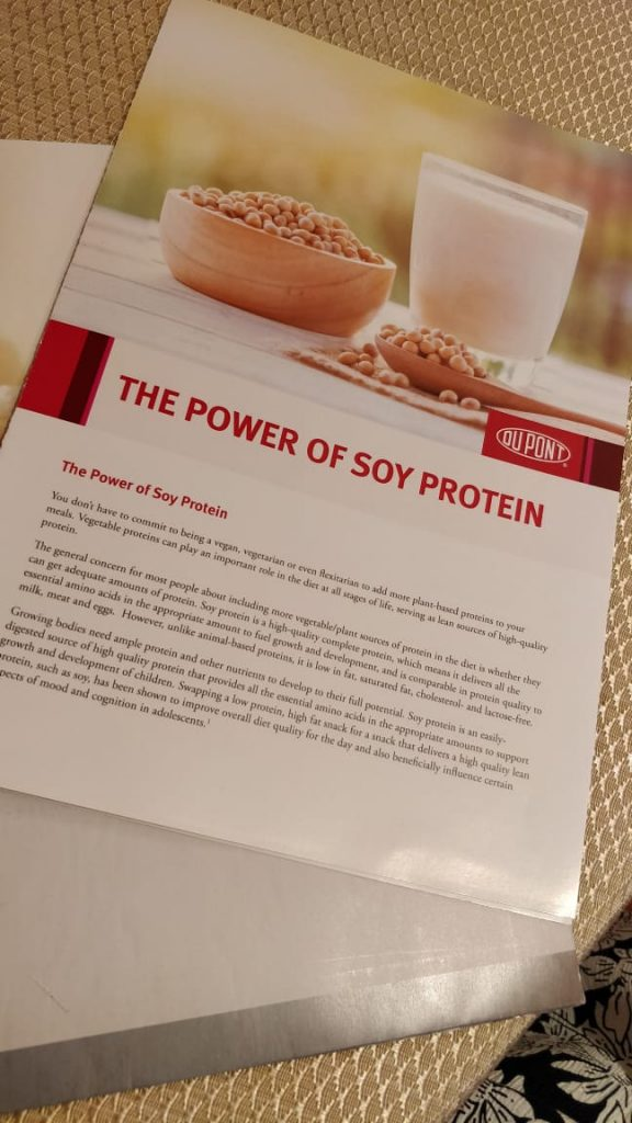 The power of soy-protein with DuPont and EbixIndia